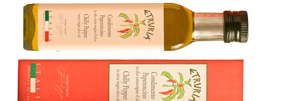 Chili Pepper Olive Oil