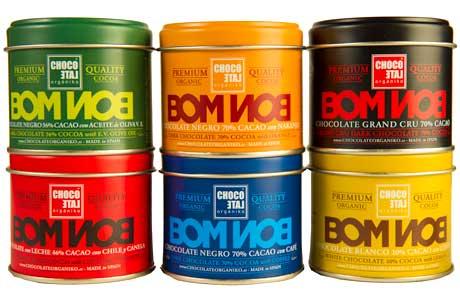 spains ChocoLate-organiko-bom-bons