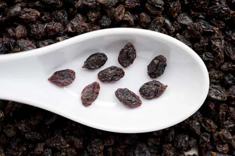 Californian Dried Black Currants