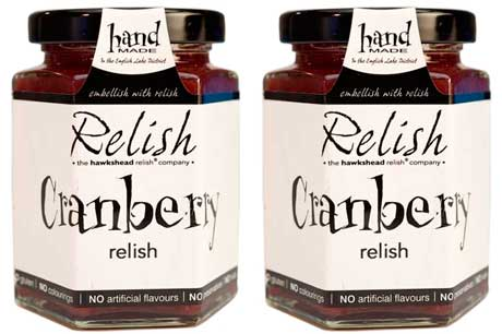 Hawkshead Cranberry Relish
