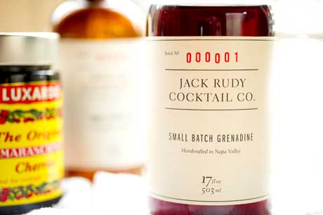 jack rudy's cocktail company grenadine syrup
