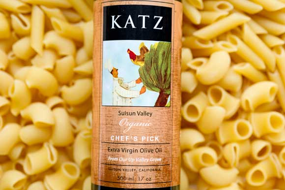 Katz Chef's Pick Organic Olive Oil