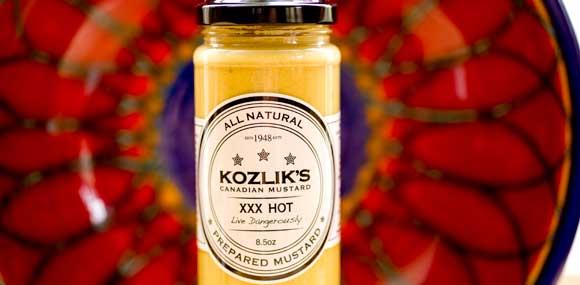 kozliks canadian xxx mustard