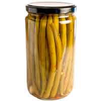 hot green beans