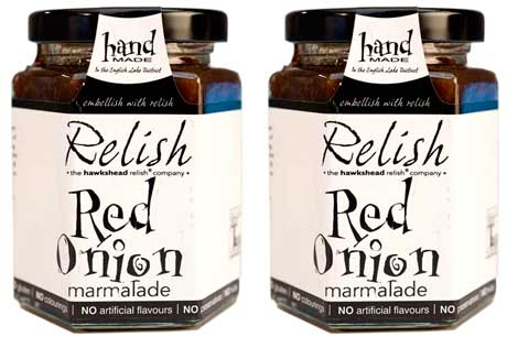 Hawkshead Red onion Marmalade