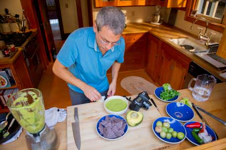Avocado Salsa Recipe from Michael Natkin