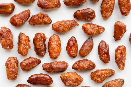 Spanish Valencian Almonds Candied