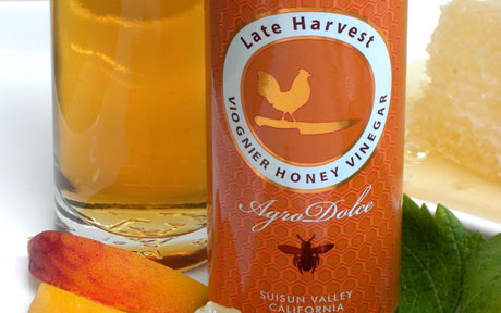 shop now for Late Harvest Viognier Honey Vinegar