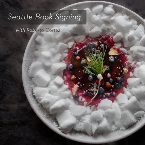 An Evening and Books Signing with Chef Roberto Cortez