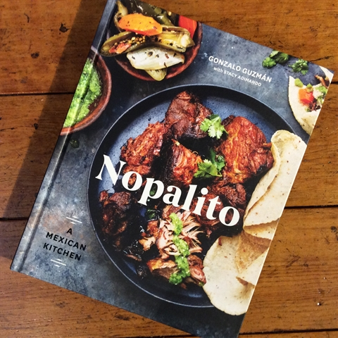 2020 - 05/06 Nopalito - An Authentic Mexican Cooking Class