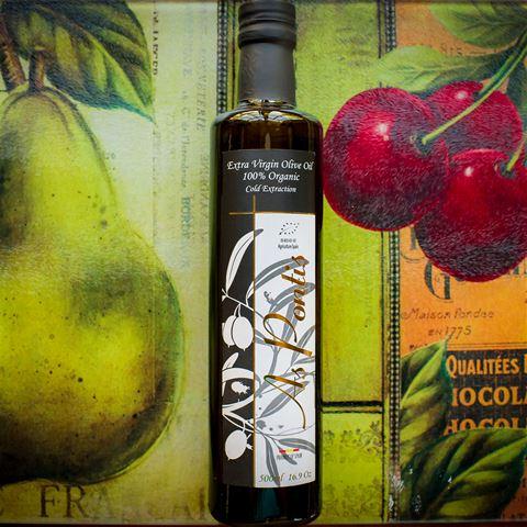 As Pontis Organic Olive Oil