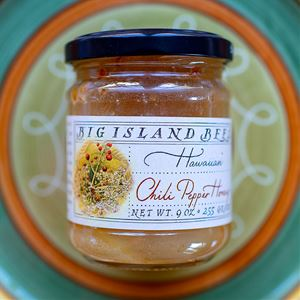Big Island Bees Wilelaiki Honey With Hawaiian Chili Peppers From Chefshop Com