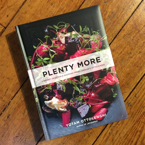 2019 - 01/23 NEW CLASS - Ottolenghi: Plenty More Cooking Class