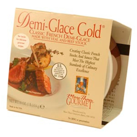 More Than Gourmet Demi-Glace Gold - 16 oz