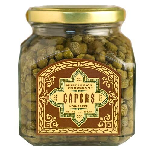 Mustapha's Capers - Non-Pareil