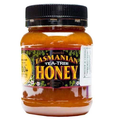 Tasmanian Tea Tree (Manuka) Active Honey - 300+ mg/kg