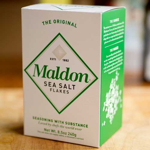Maldon Sea Salt - England