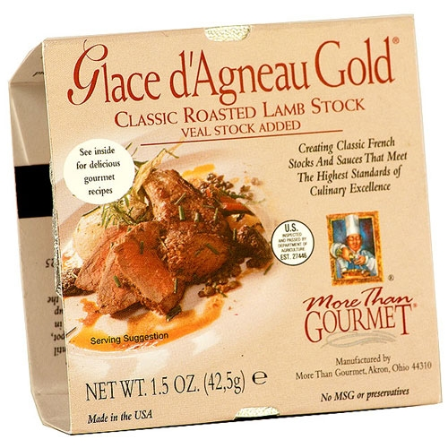 Glace DAgneau - Roasted Lamb Stock