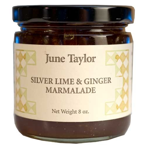 Silver Lime & Ginger Marmalade - June Taylor