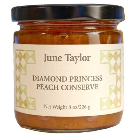 July Flame Peach Conserve - June Taylor