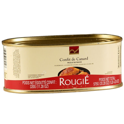 Rougie Duck Confit (2 legs) - France