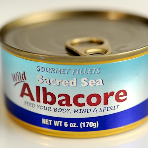 Sacred Sea Albacore Tuna