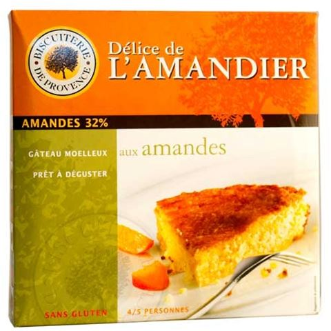 Biscuiterie de Provence Organic Almond Cake - Flourless