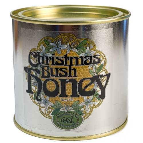 Tasmanian Christmas Bush Honey - 750 g tin