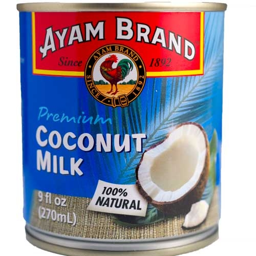 Coconut Milk (Coconut Cream)