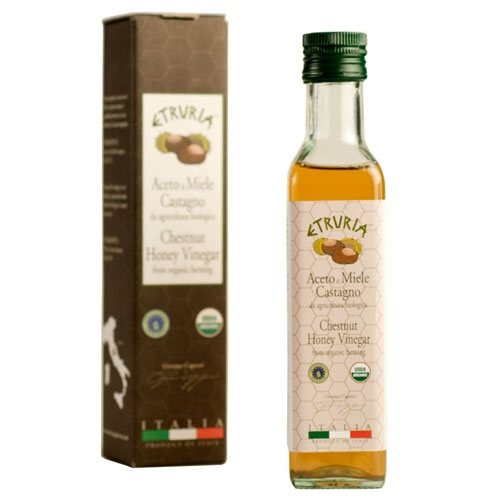 Etruria Chestnut Honey Vinegar - Organic