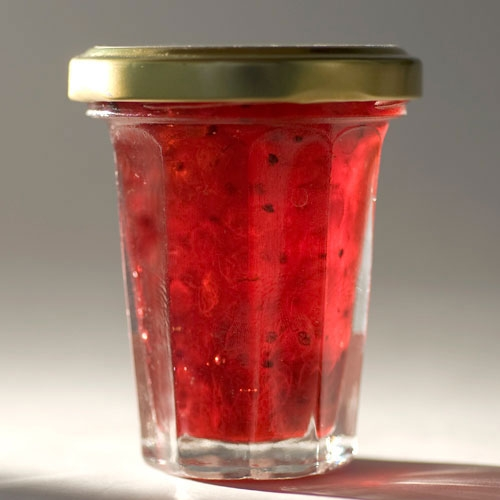 Red Currants in Syrup - France