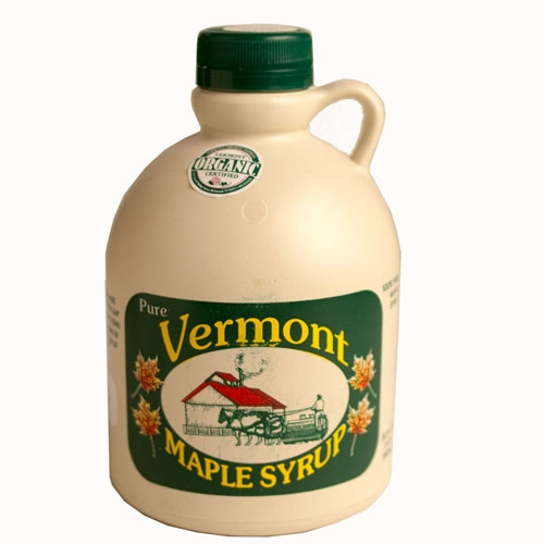 Maple Syrup - Organic - Vermont 1 quart