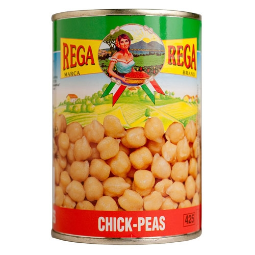 Rega Rega Garbanzo (Chickpeas) - Canned