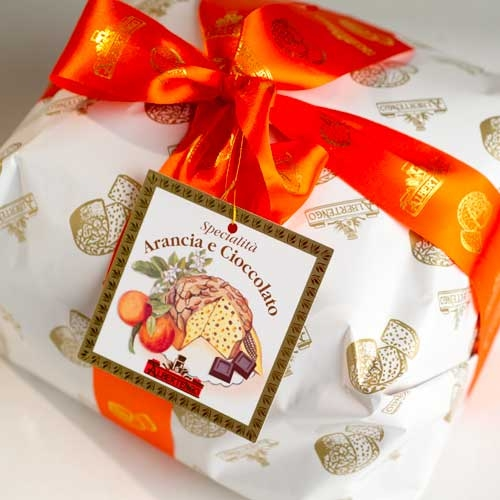 Albertengo Orange and Chocolate Panettone
