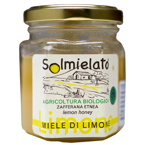 Solmielato Lemon Blossom Honey - Organic
