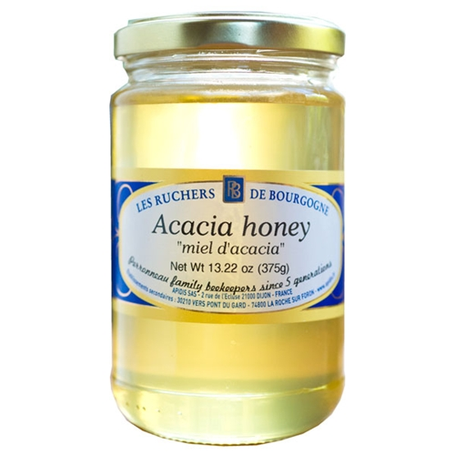 Les Ruchers de Bourgogne Acacia Honey