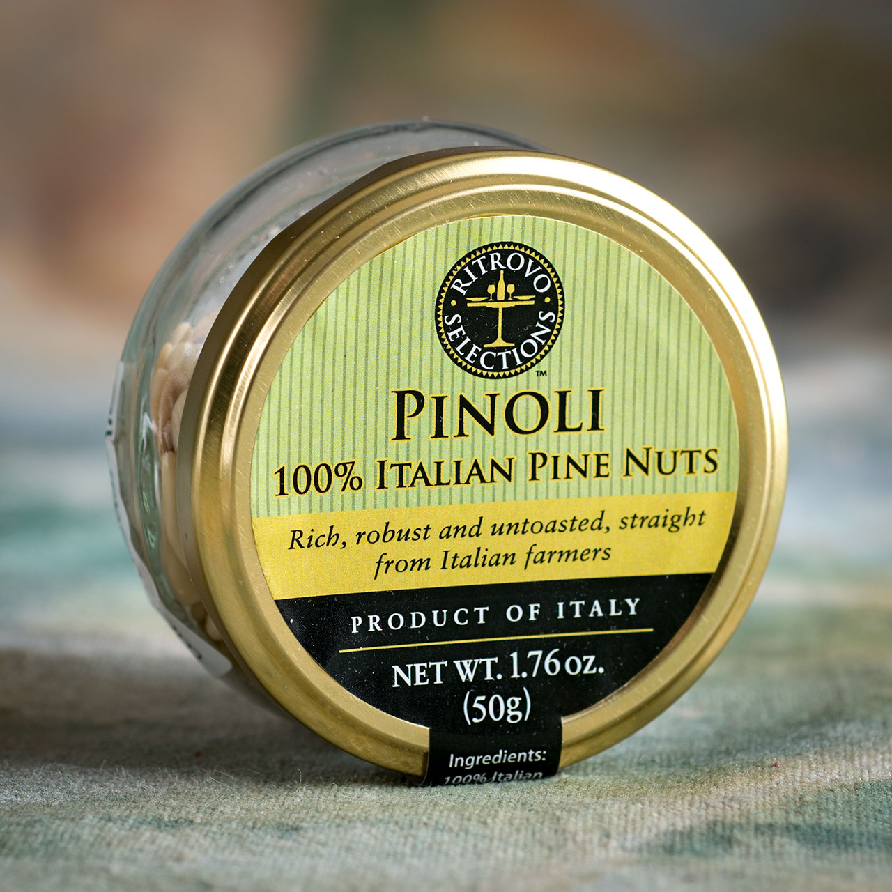 Authentic Italian Pinoli (Pinenuts)
