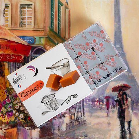 Caramels al la Fleur de Sel from ChefShop.com
