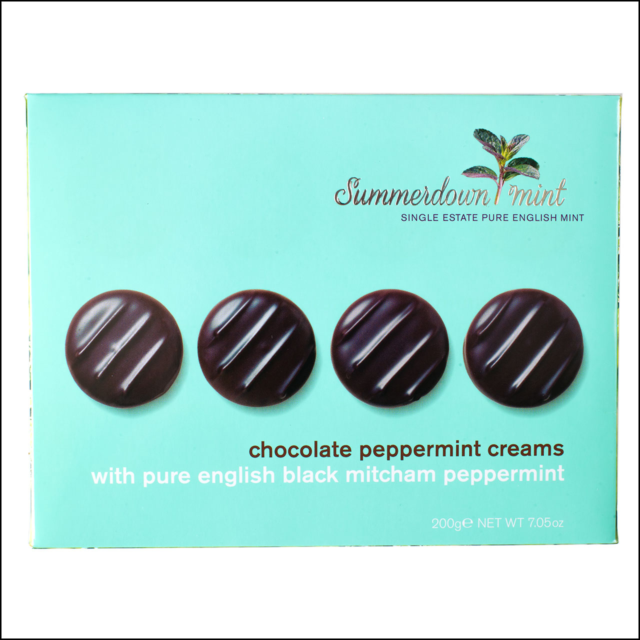 Summerdown Mint Chocolate Peppermint Creams