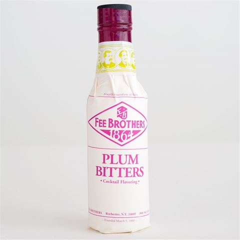 Fee Brothers Plum Bitters
