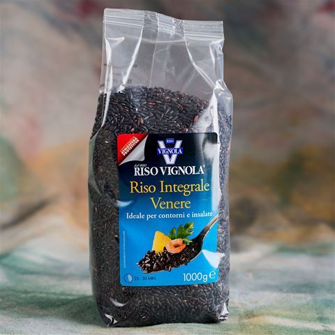 Italian Venere Black Rice