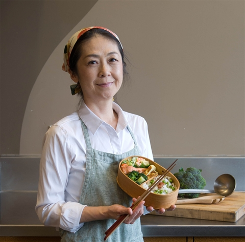 2018 - 02/27 SPECIAL TUESDAY CLASS - Japanese Sushi-Making