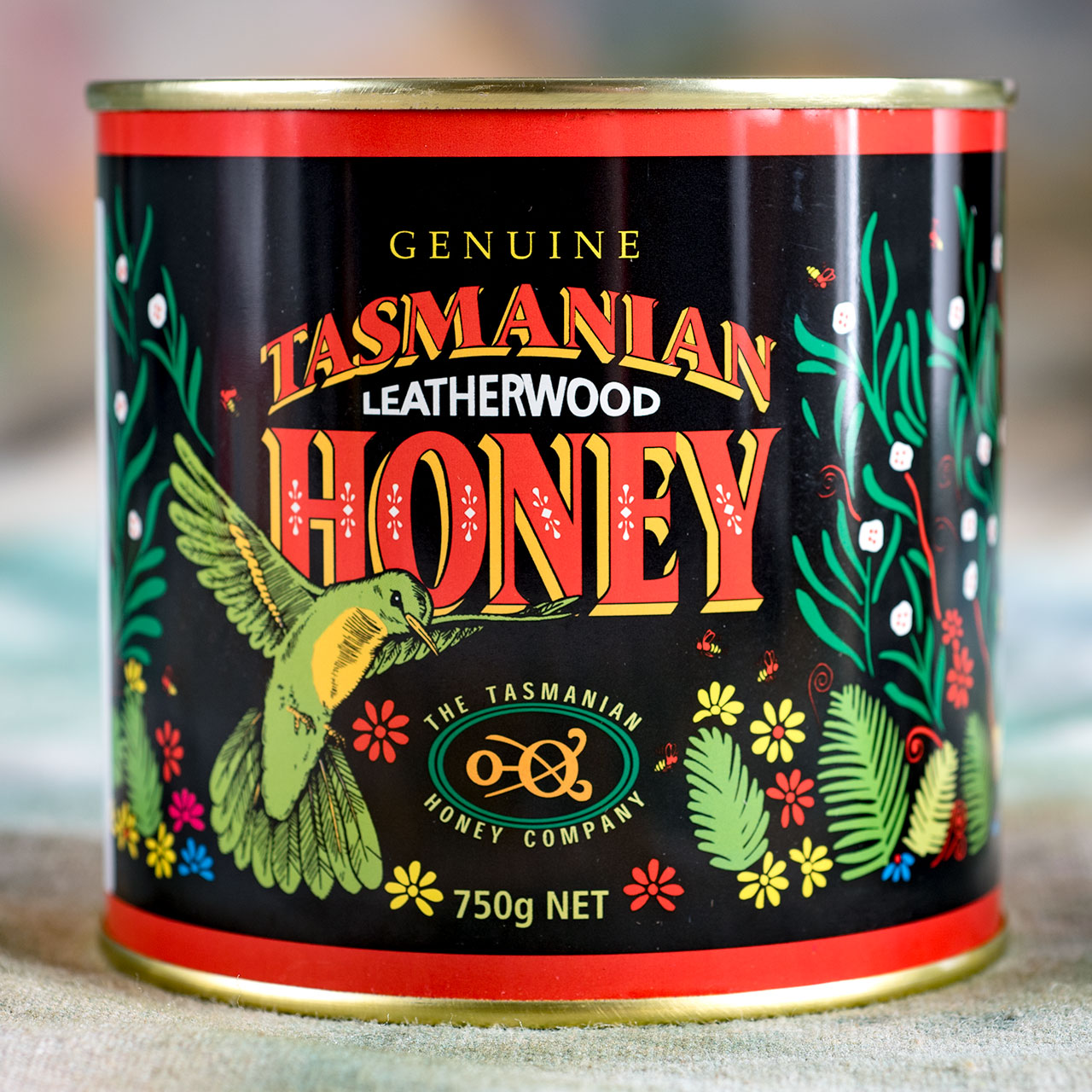Tasmanian Leatherwood Honey - 750G