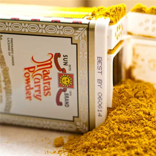 Madras Curry Powder - Sun Brand