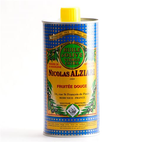 NICOLAS ALZIARI OLIVE OIL -France OUT