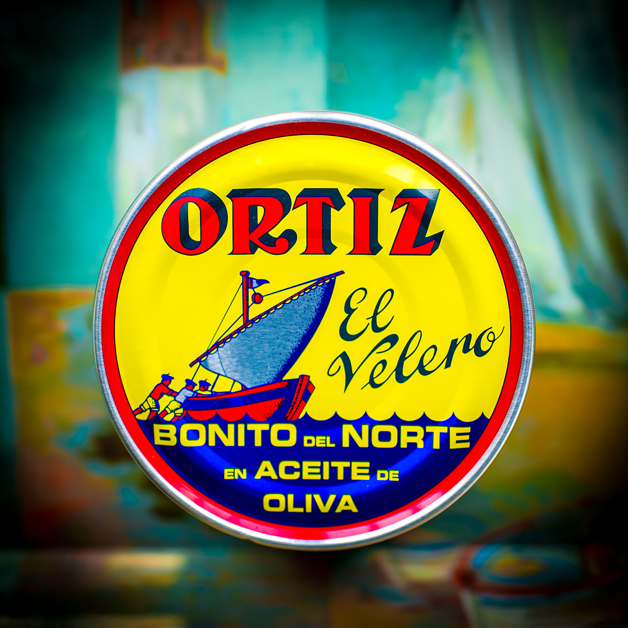 Ortiz Bonito del Norte Tuna 8.8 oz tin