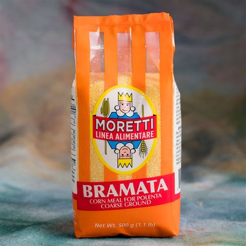 Polenta Bramata Coarse Yellow