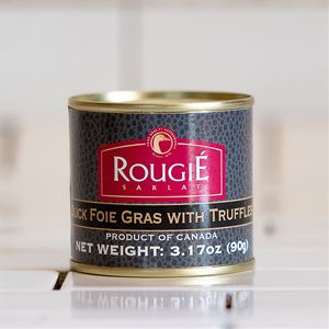 Rougie Duck Foie Gras with Truffles