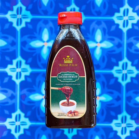 Royal Palm Date Syrup