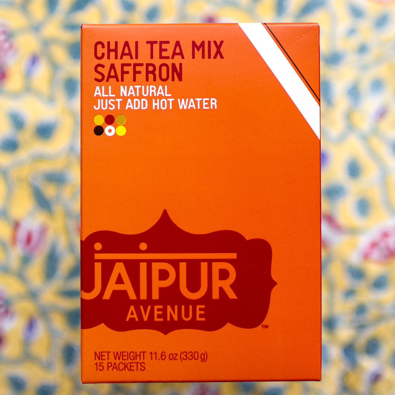 Jaipur Avenue Saffron Chai Tea Mix